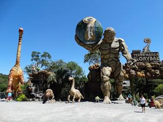 Canela (RS) - Parque Terra Mágica Florybal