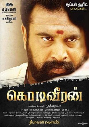 Kodiveeran 2017 Full Tamil Movie Download HD 720p