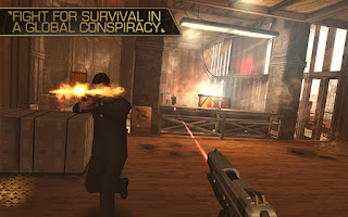 Deus Ex The Fall apk + obb