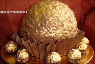 Ferrero Rocher Gigante