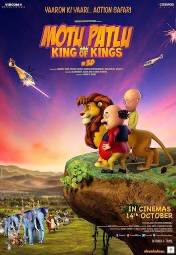 Motu Patlu King of Kings