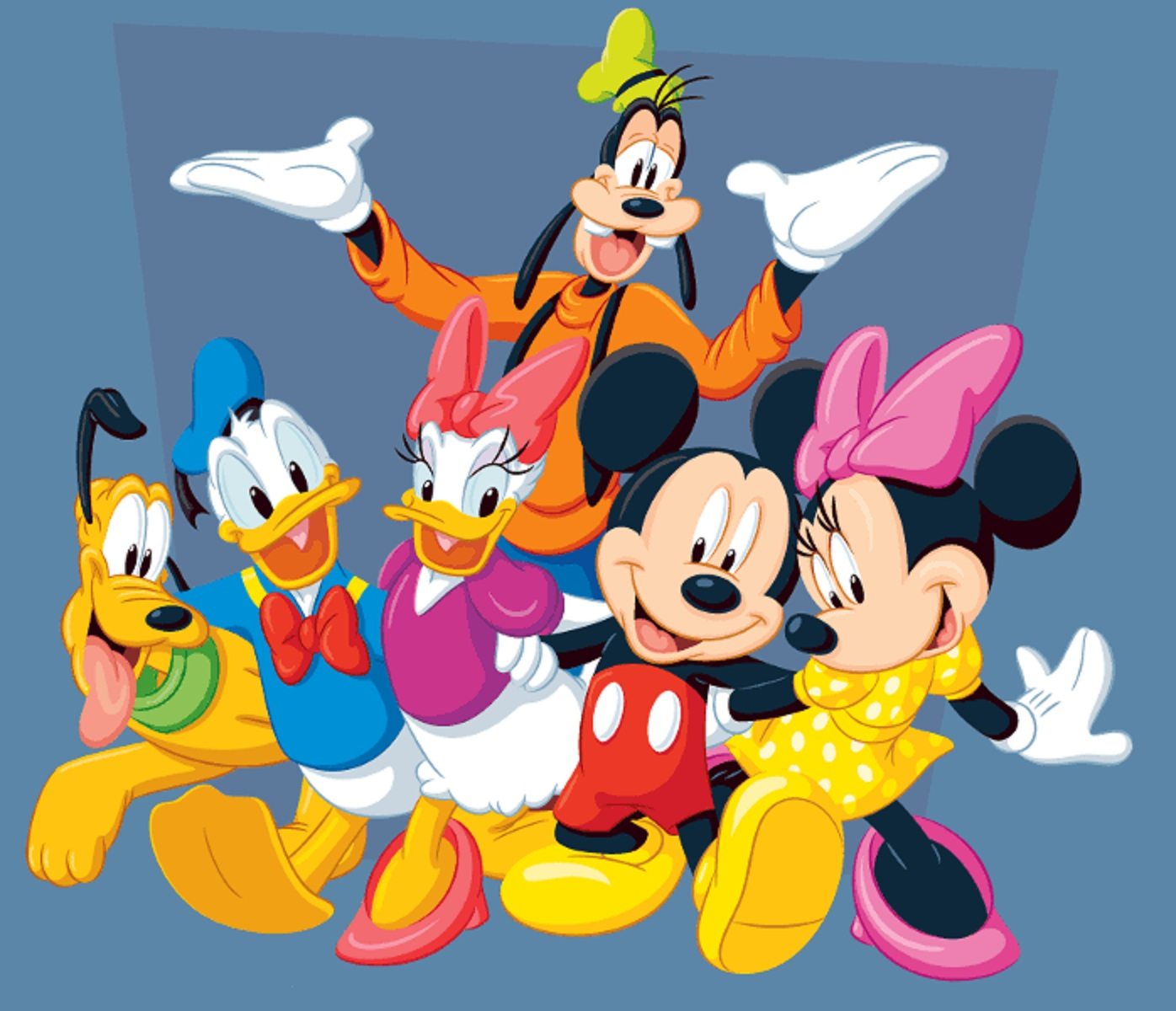 Disney HD Wallpapers: Walt Disney Cartoon HD Wallpapers