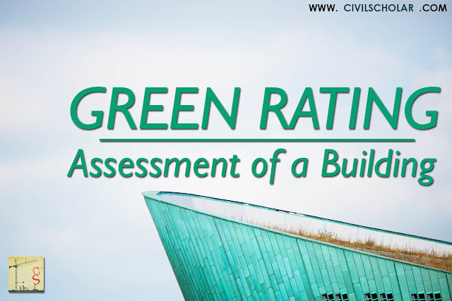 Green Rating Assessment of Building