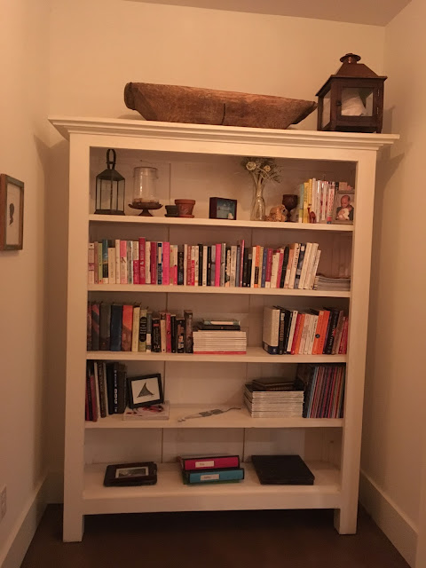 Small Library Nook | The Lowcountry Lady