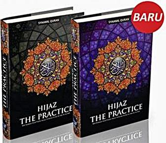 Alquran terbaru produk Syaamil hijaz The Practice