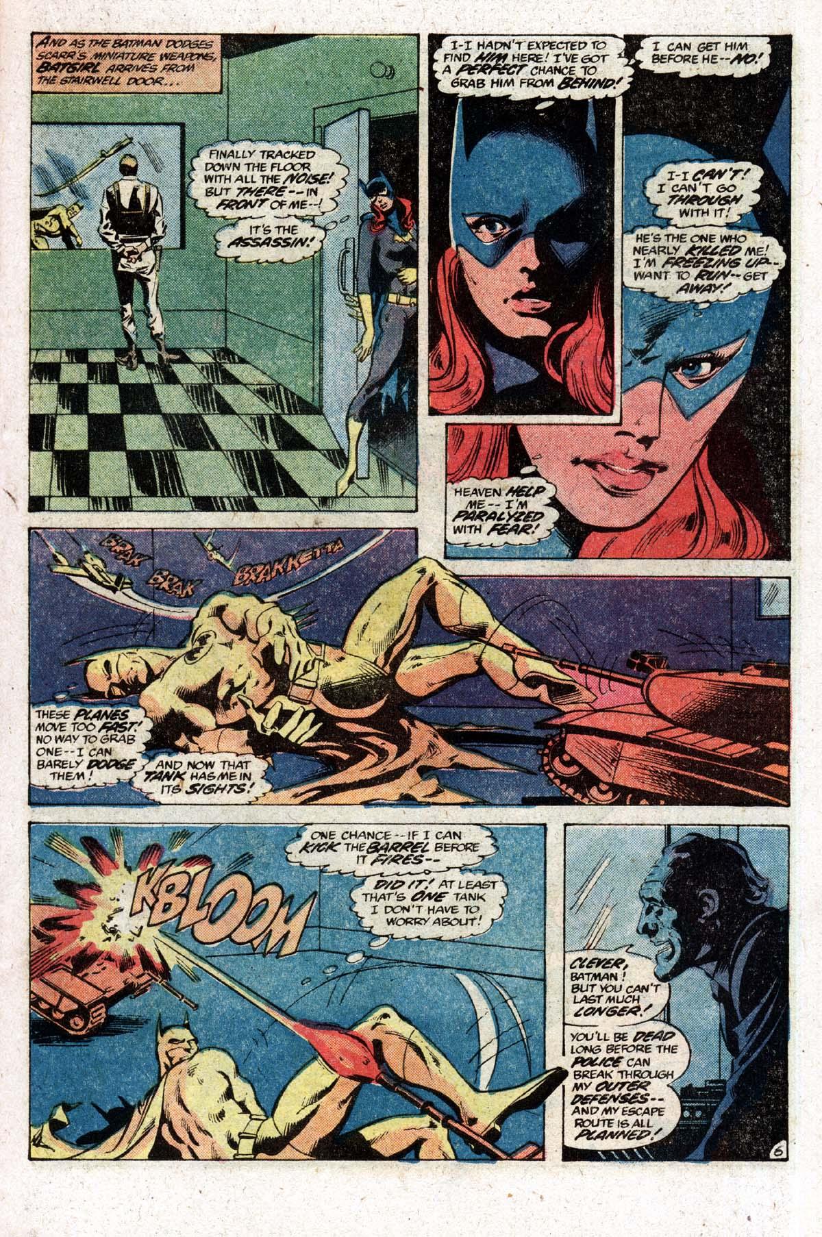 Detective Comics (1937) 492 Page 21