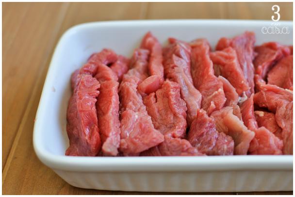fondue carne receita