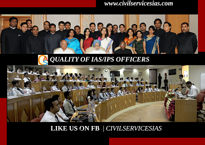 Essay on i want to become an ias officer