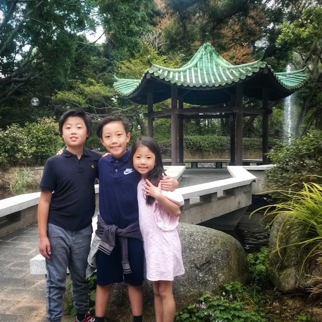 kowloon park, tsim sha tsui