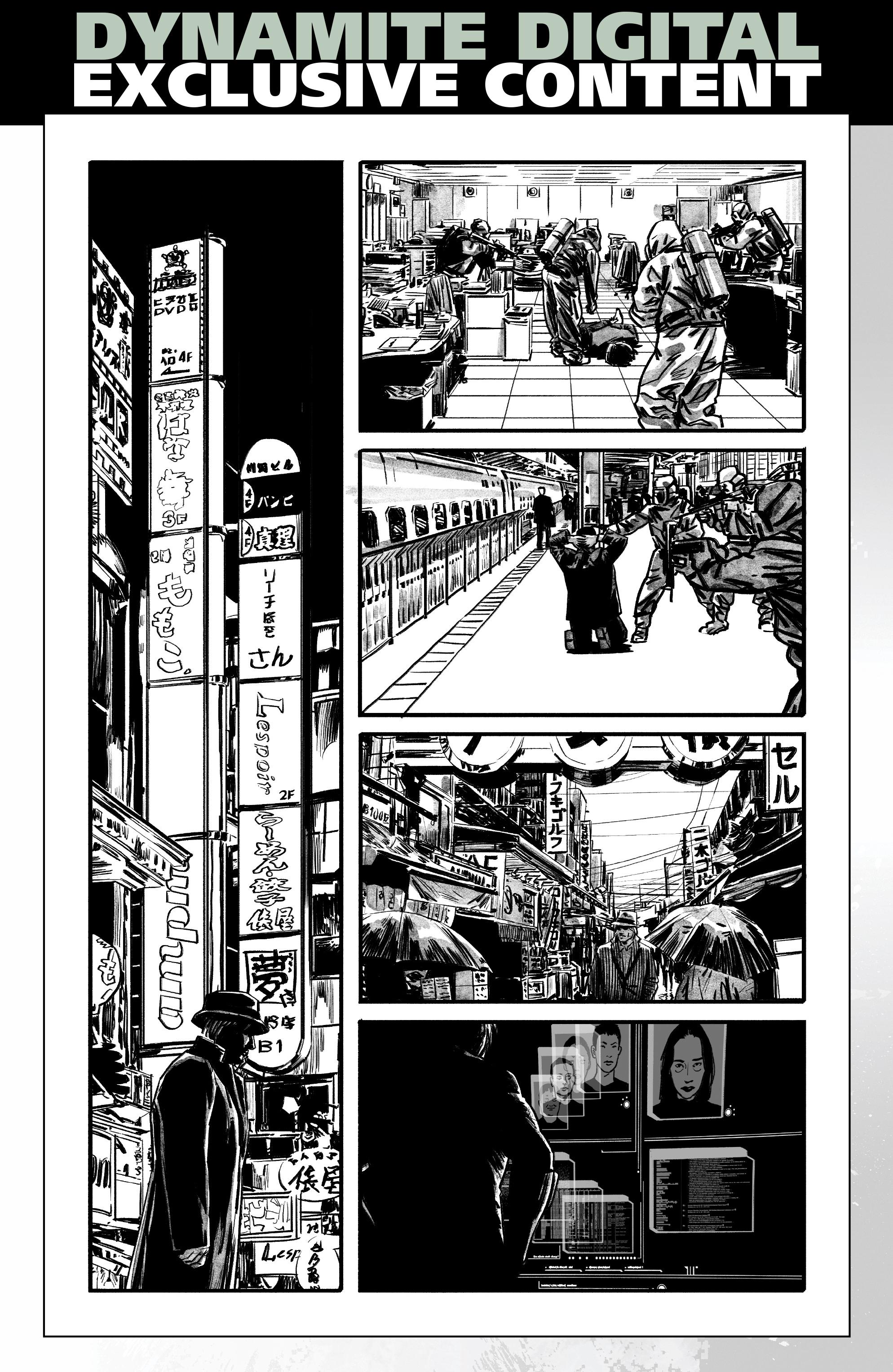 Read online James Bond: Felix Leiter comic -  Issue #6 - 25