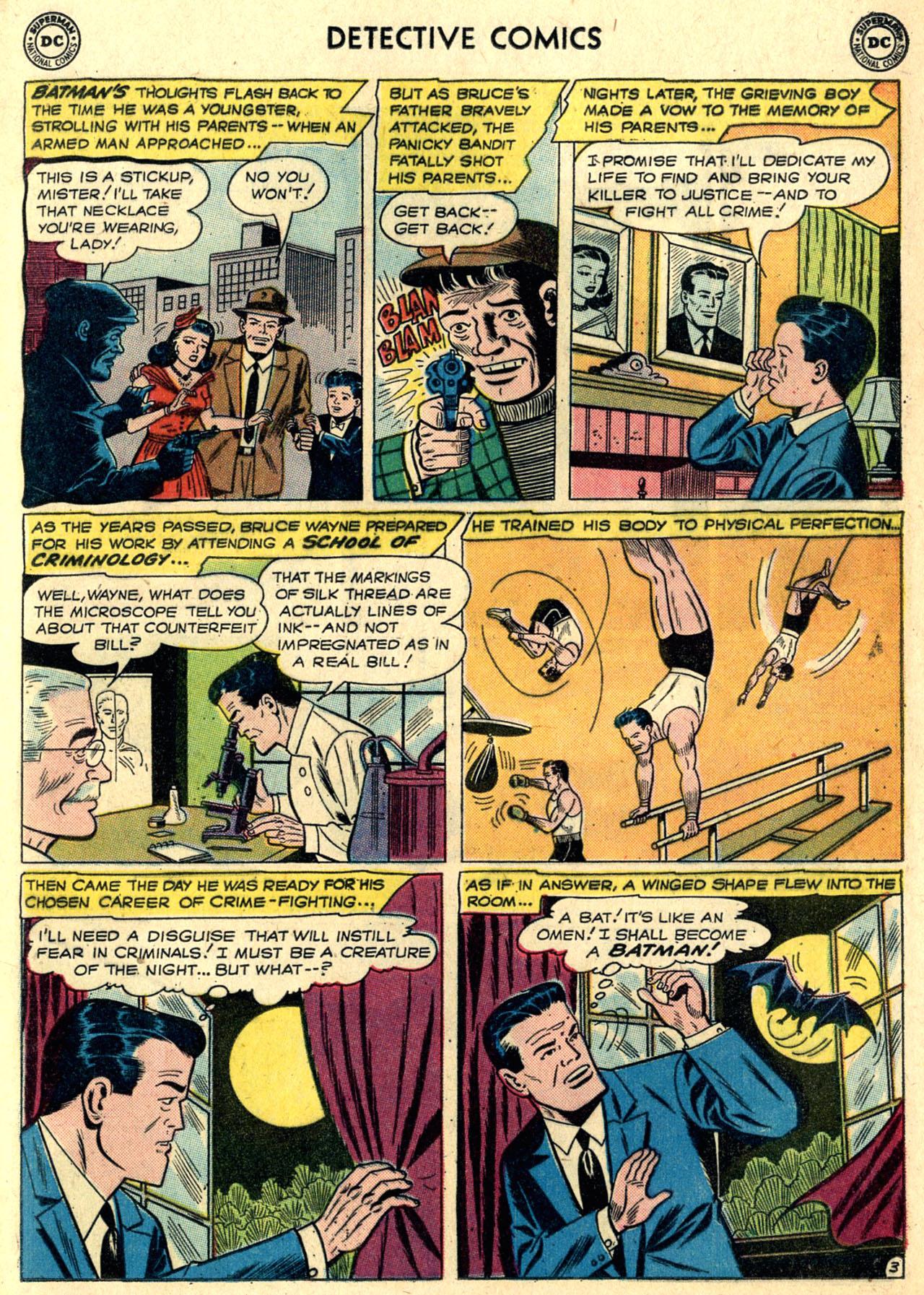 Read online Detective Comics (1937) comic -  Issue #265 - 5