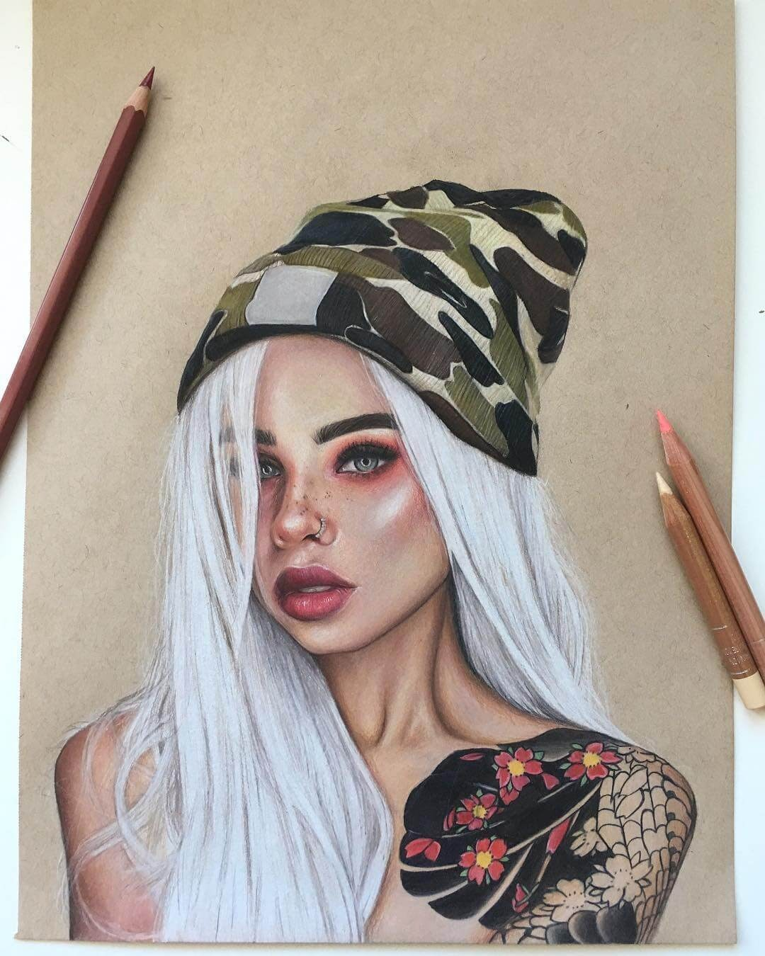 08-@snitchery-Jennifer-de-Boer-Pencil-Portraits-WIP-and-Complete-Drawings-www-designstack-co