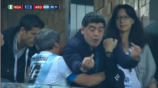 Аргентина все же вышла в 1/8 финала!