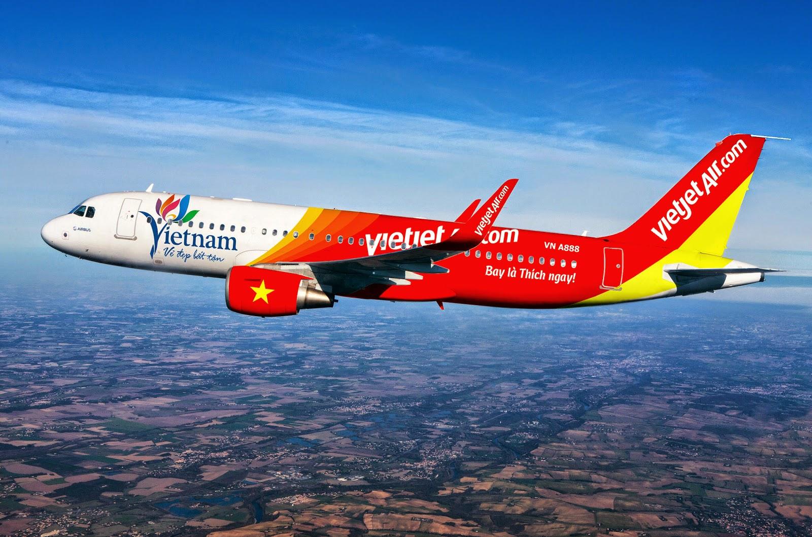 Vietjet Air cho phép thanh toán vé máy bay trả sau