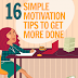 Want to get more things done in less time? [Infographic]