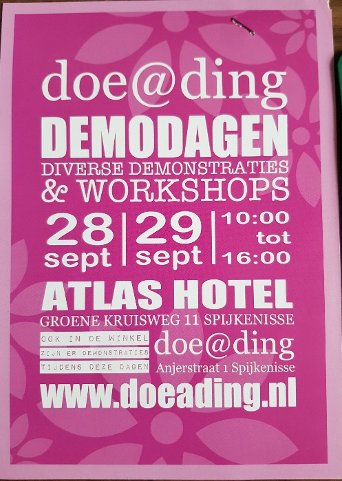 Demo dagen Doe@ding