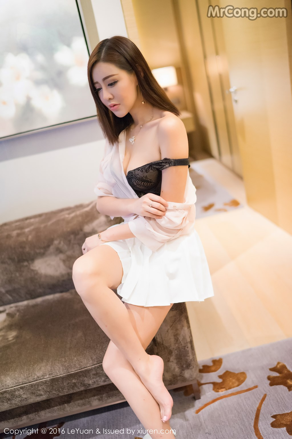 LeYuan Vol.022: Model Mei Xi Zi (美希子) (51P)
