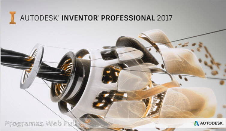 Autodesk Inventor Pro 2017
