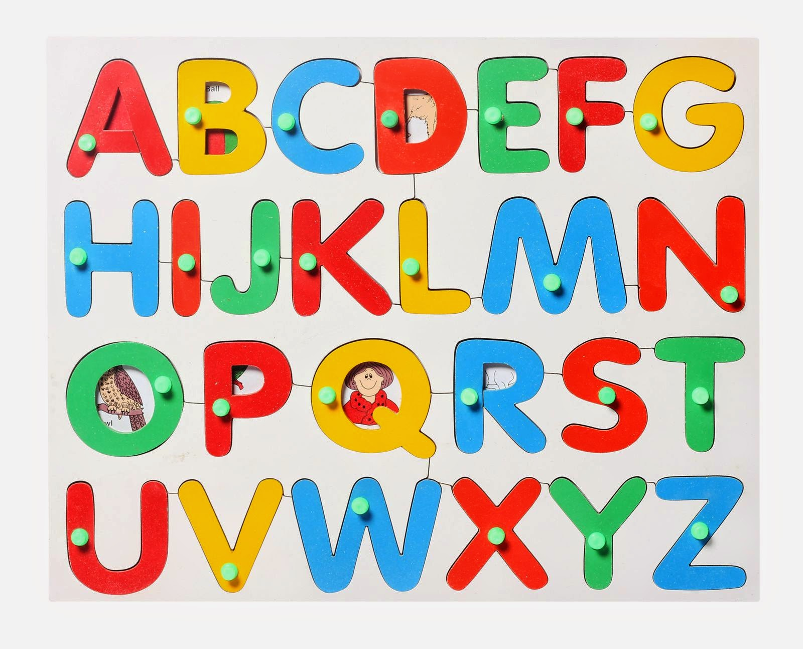English Alphabet Sounds