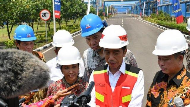 Jokowi: Sekarang tak Ada Lagi Keluhan Pemadaman Listrik