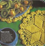 Carpeta a Crochet