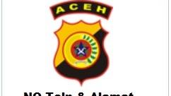 Telepon Alamat Polda Nanggroe Aceh Darussalam Alamat Rumah24