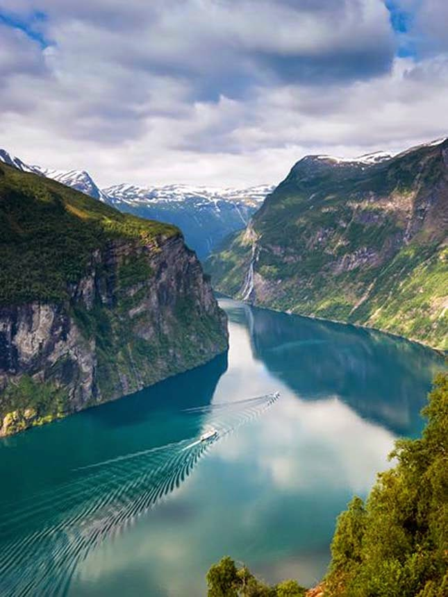 10 Hottest Summer Destinations In Europe   The Fjords in Norway