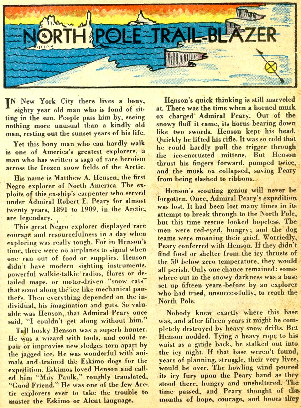 Read online Action Comics (1938) comic -  Issue #126 - 37