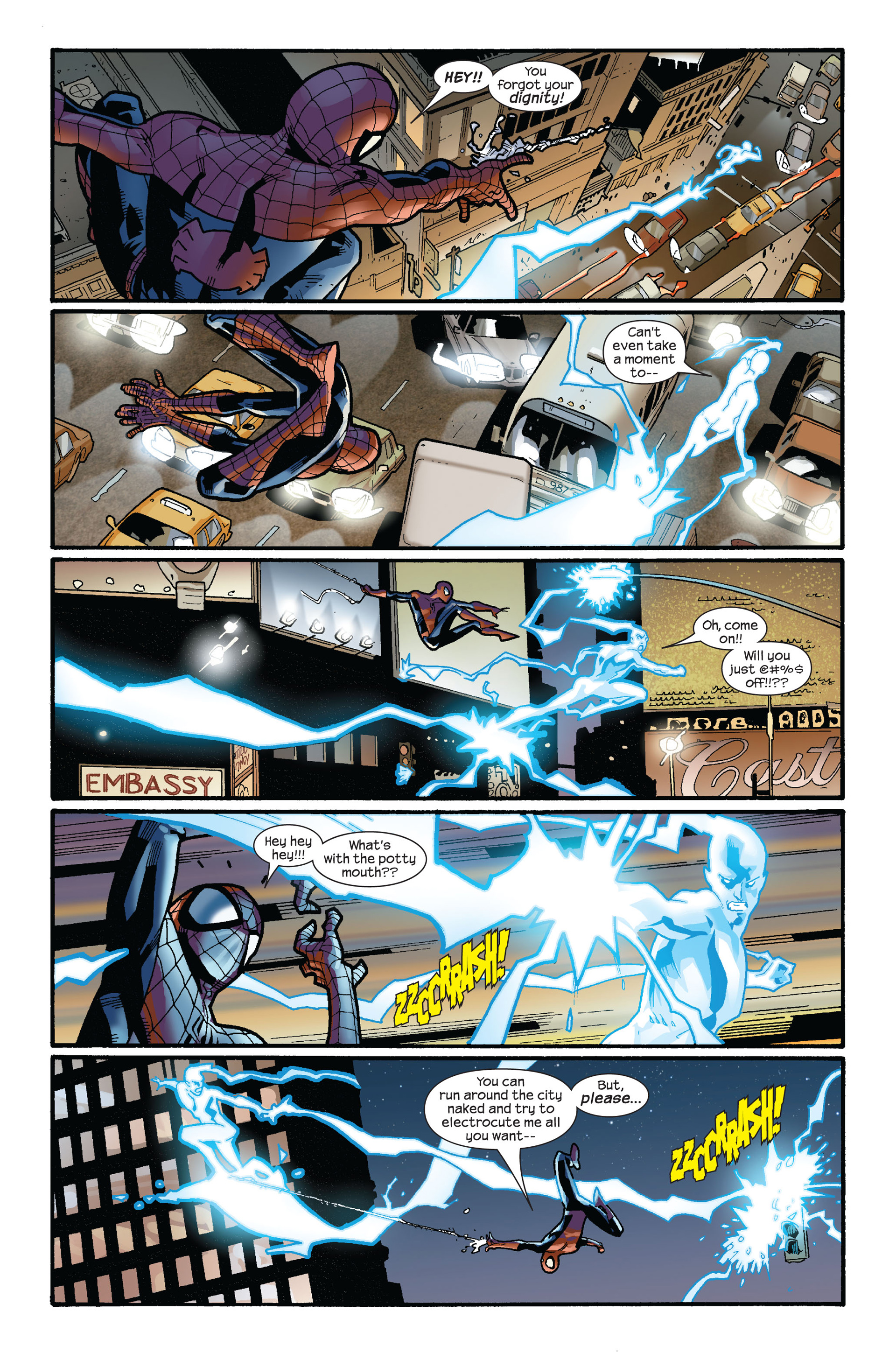 Read online Ultimate Spider-Man (2000) comic -  Issue #114 - 15