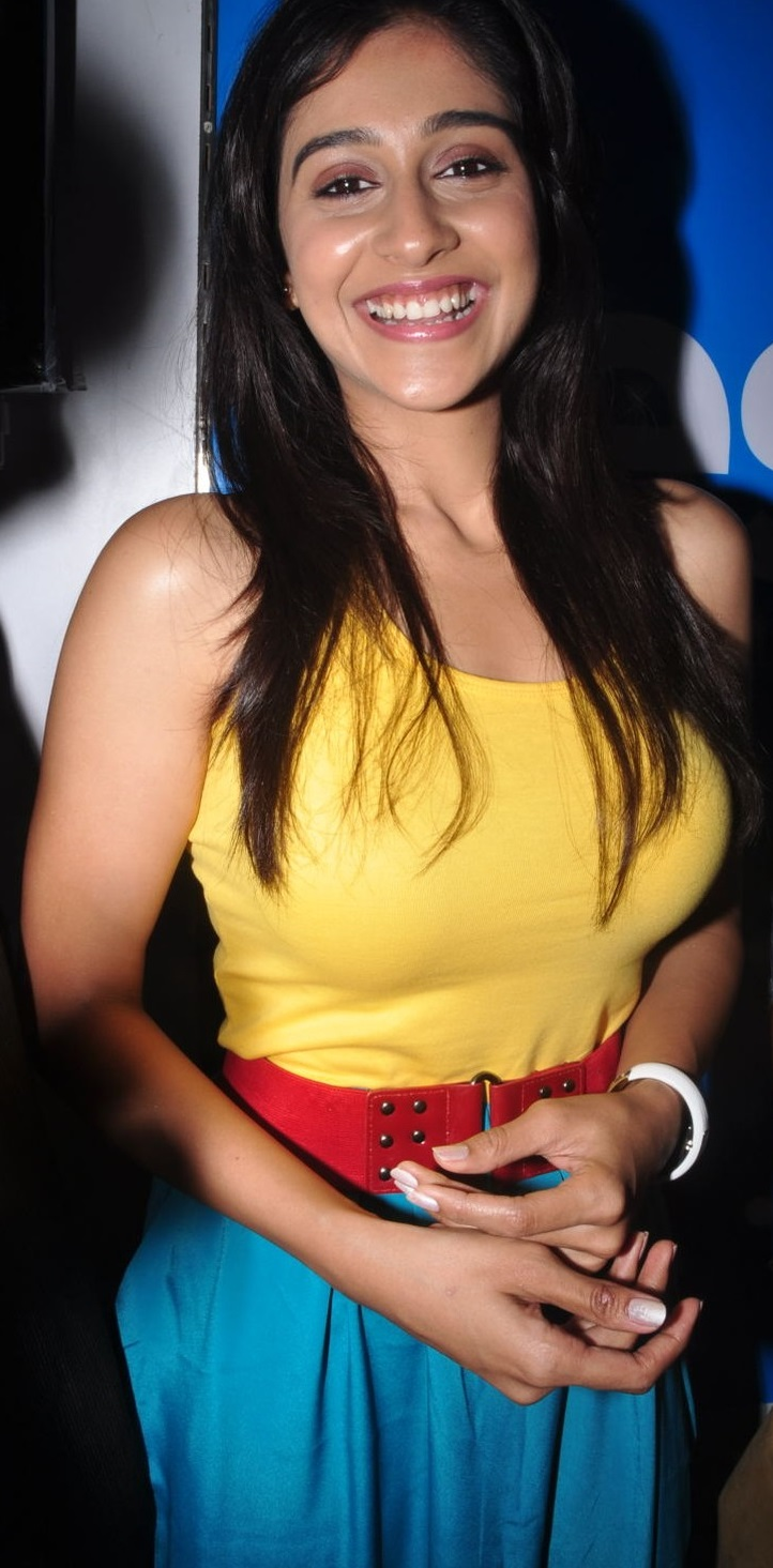 Regina Cassandra Latest Photos In Yellow Dress
