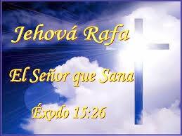 JEHOVÁ RAPHA DIOS ES NUESTRO SANADOR, (Devocional No. 075)