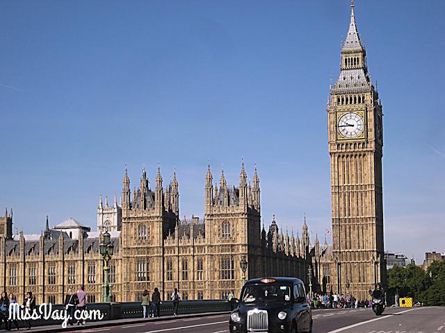 Londres pour pas cher