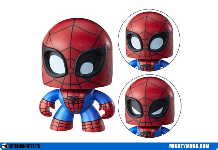 Spider-Man Marvel Mighty Muggs Wave 1 2018