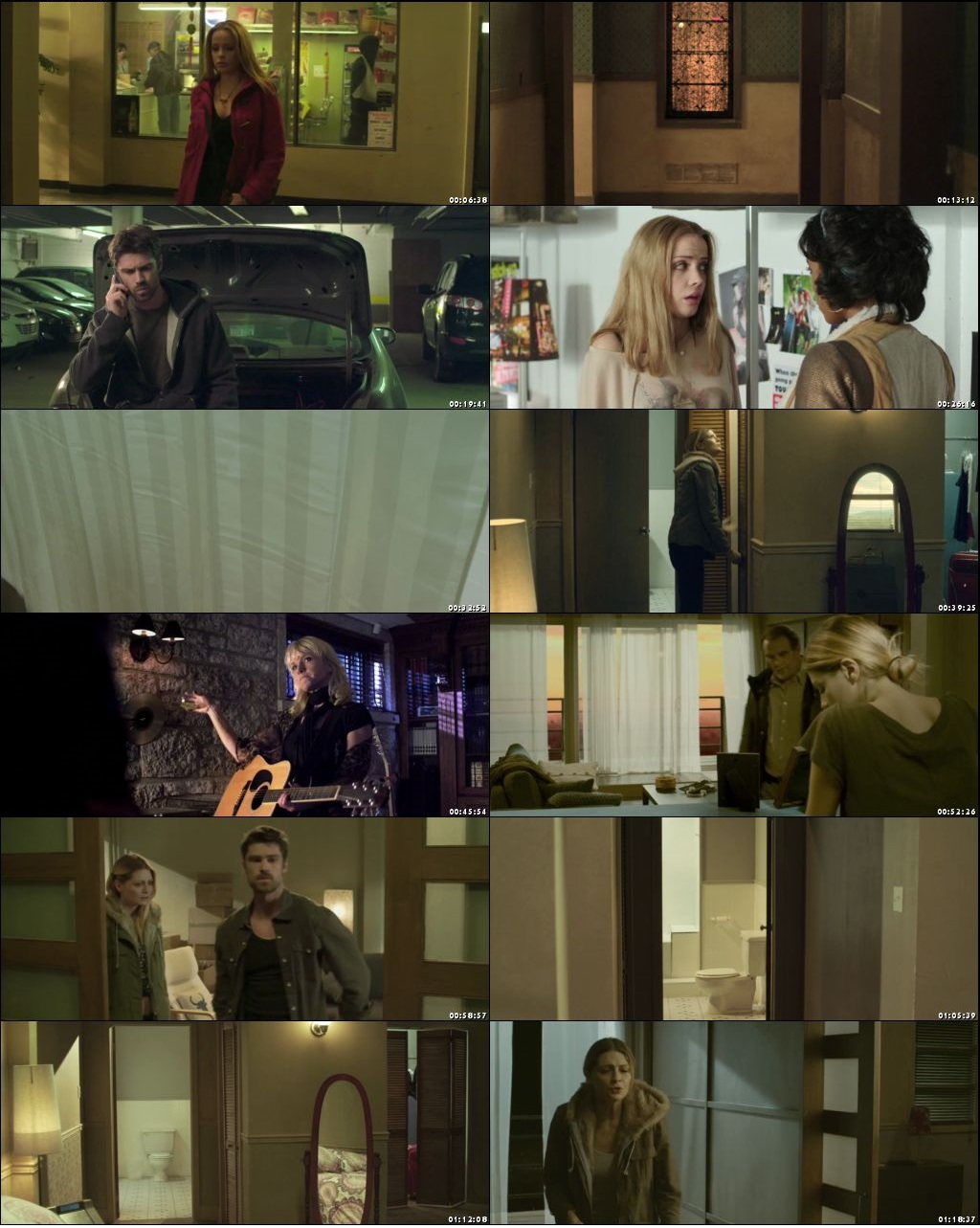 Screen Shot Of Apartment 1303 3D 2012 300MB Full Movie Hindi Dubbed Free Download 480P BRRip Small Size PC Movie