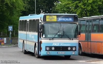 DAB 1200L z PKS Koszalin P.T. Darłowo