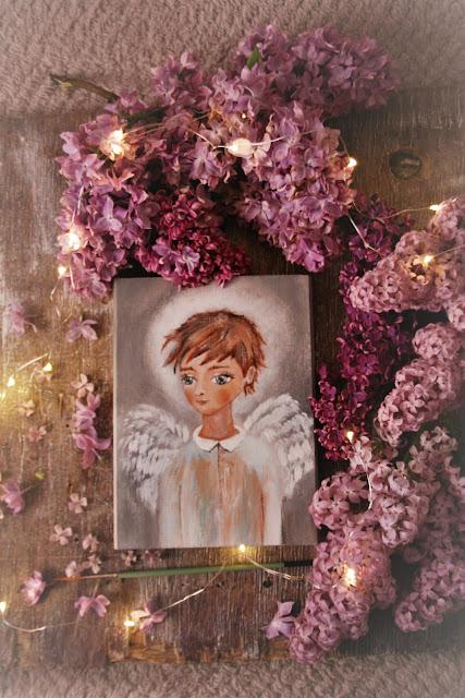 Majowy anioł