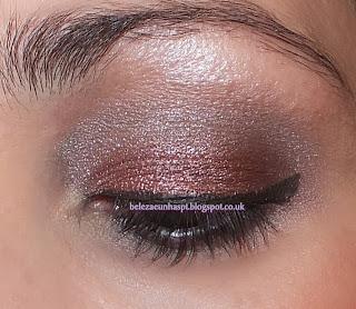 Look para Olhos Castanhos