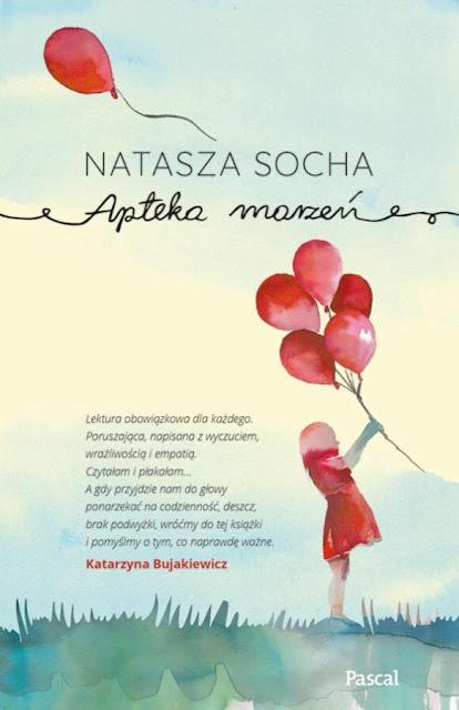 News! Apteka marzeń. Natasza Socha