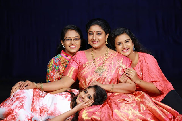 Kasthooriman serial heroine name