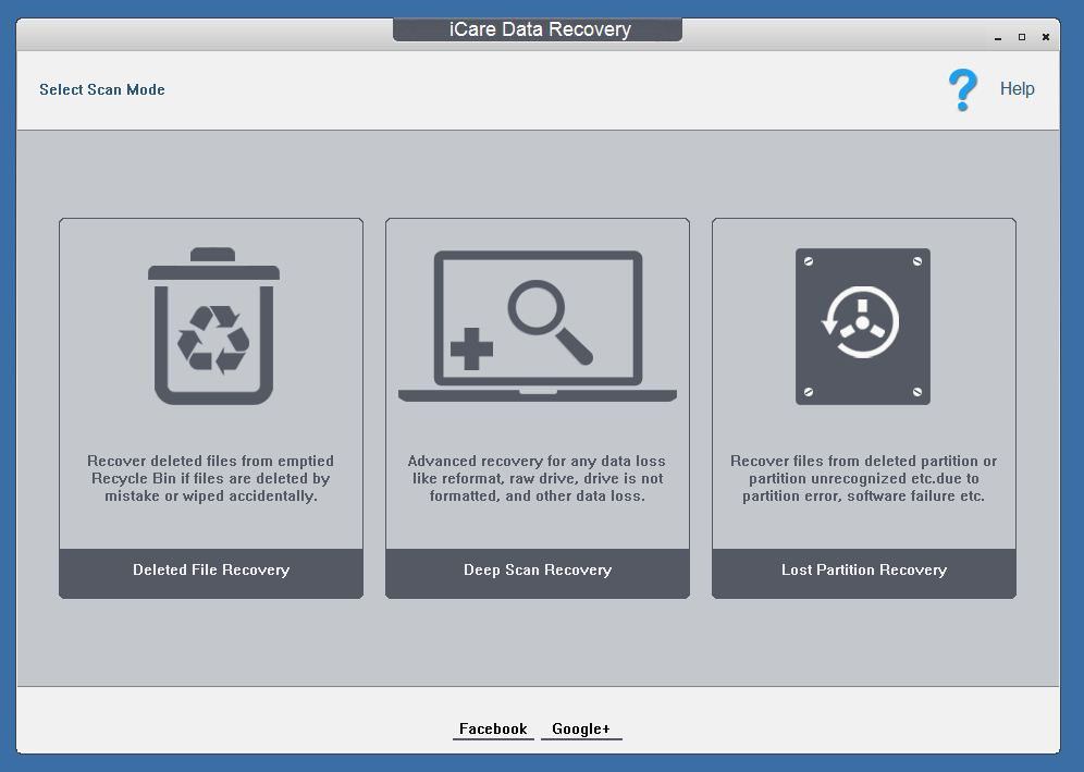 icare data recovery exe