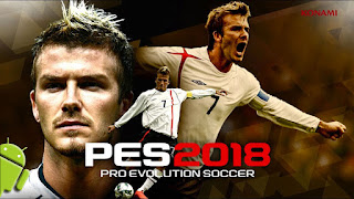 DOWNLOAD PES 2018 MOBIE ANDROID APK+OBB