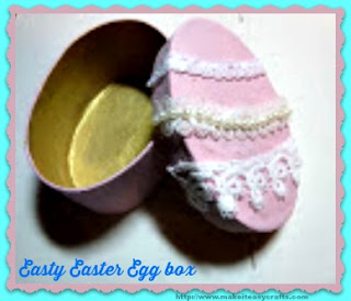 Easy Easter Egg Box