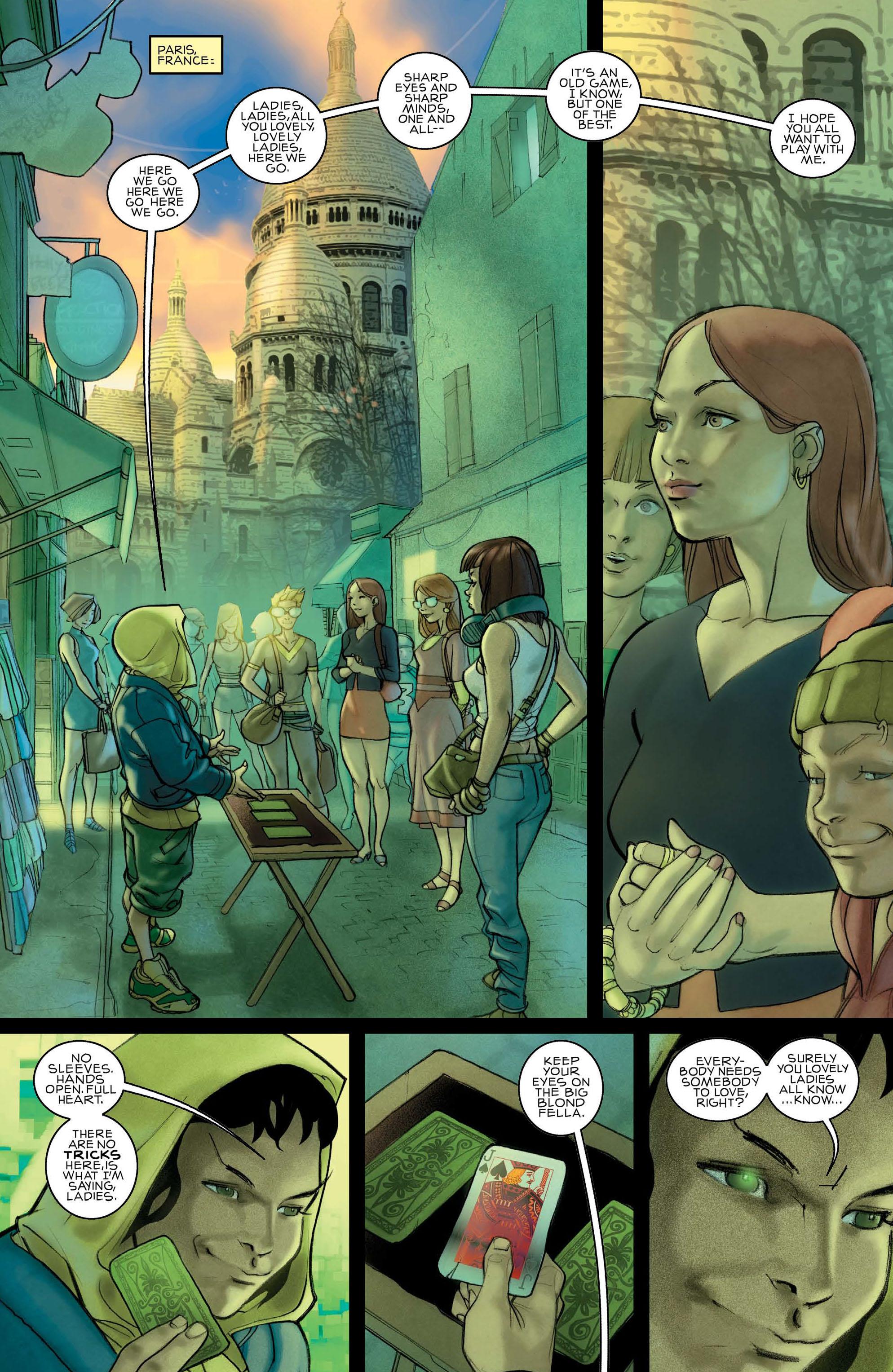 Thor (2007) Issue #617 #30 - English 3