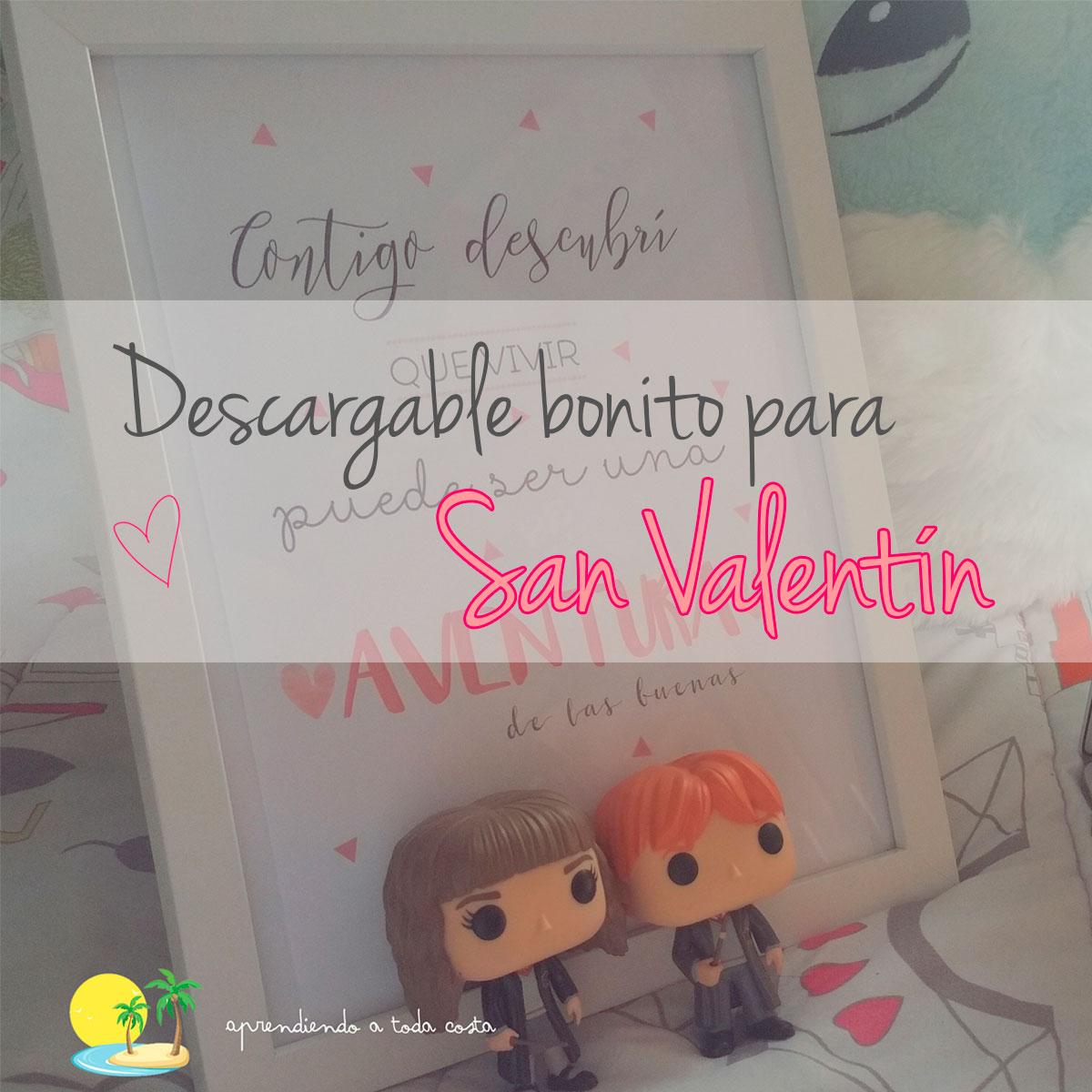 Descargable San Valentín