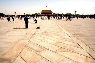 5. Lapangan Tiananmen
