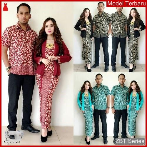 ZBT12409 Kebaya Batik Couple Saimbit Karenina Untuk BMGShop