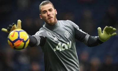 Manchester United Coach Jose Mourinho told De Gea £80m deal for Real Madrid is already done