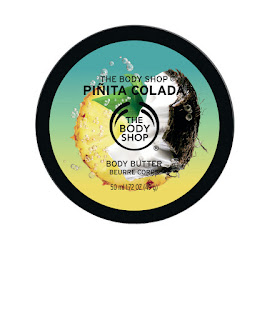 The Body Shop_Pinita Colada Body Butter
