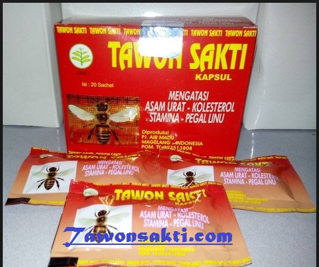 Kapsul Tawon Sakti