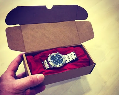 cajas de envio relojes